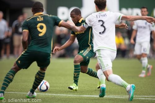 Nagbe Bags a Whale of a Goal