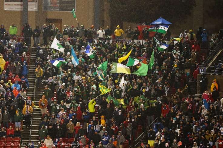 Simply the best supporter group in all of MLS